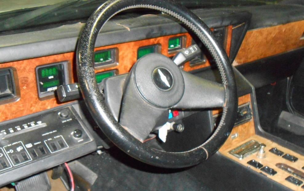 Pre-Boom? 1985 Aston Martin Lagonda