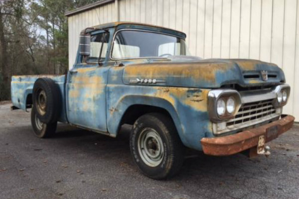 Watchdog With A Story: 1960 Ford F100 Truck