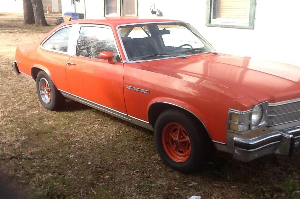 Rare Sport/Rally Edition: 1976 Buick Skylark S/R