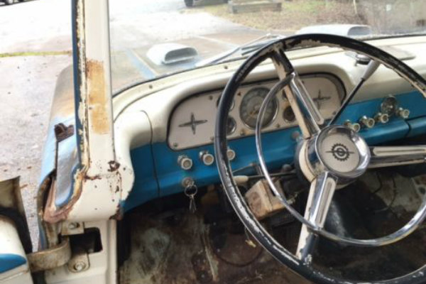 watchdog with a story 1960 ford f100 truck Ford Truck Trailer Lights