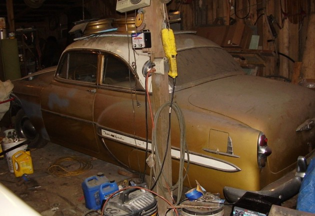 Finish This Dormant Project 1953 Chevrolet