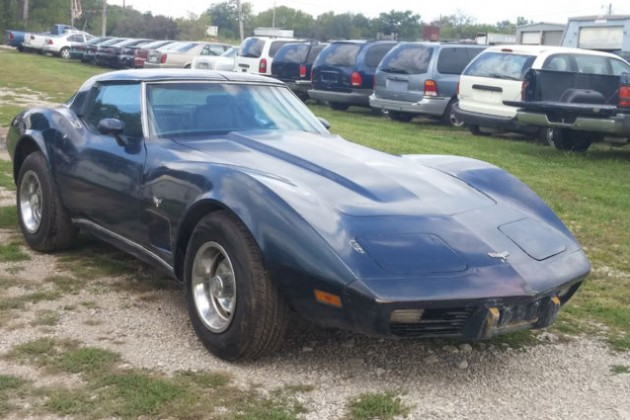 What Is It Worth? Running 1979 C3 Corvette