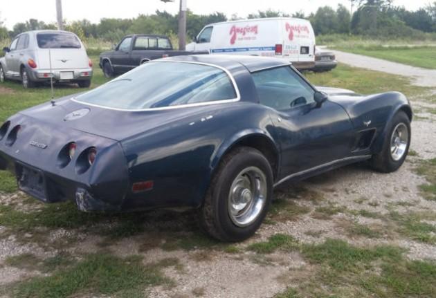 what is it worth running 1979 c3 corvette. Black Bedroom Furniture Sets. Home Design Ideas