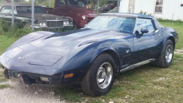 What Is It Worth? Running 1979 C3 Corvette