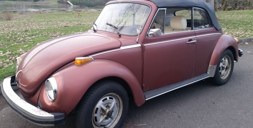 How Much To Paint A Car >> Champagne Edition: 1978 Volkswagen Beetle