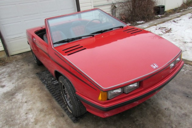 Never Seen One: 1979 Honda Civic Spex Elf