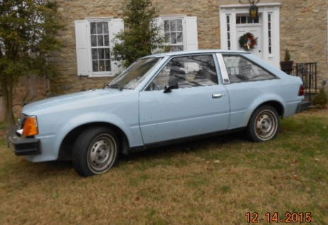 Economy Survivor: 1983 Ford Escort