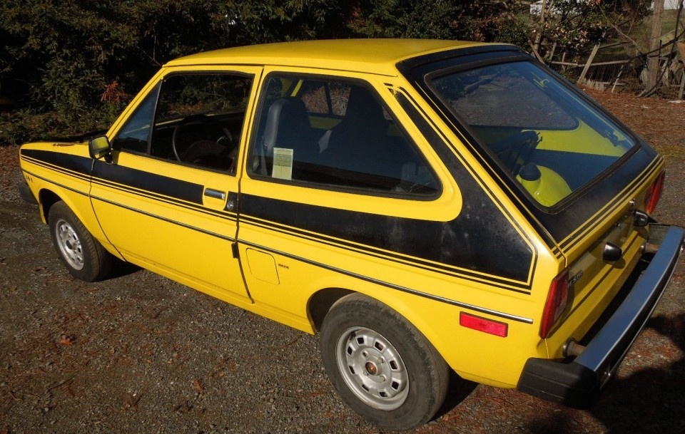 1978 Ford Fiesta With 1 200 Original Miles