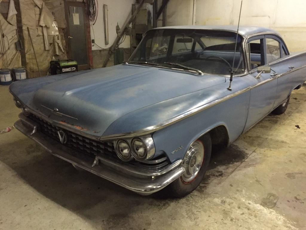 Big Fins: 1959 Buick Invicta