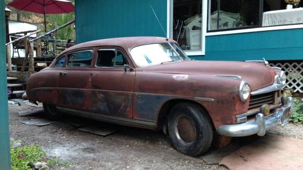 1948 Hudson: Worth Restoring?