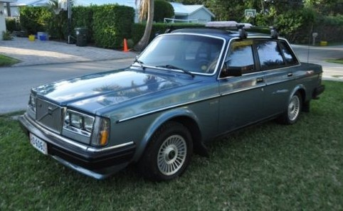 Diplomat Driven: 1984 Volvo 240 Diesel