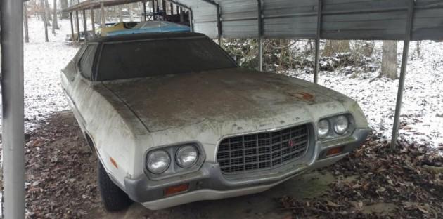Carport Coupe: 1972 Ford Torino