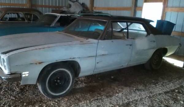 Get French Connected: 1971 Pontiac LeMans