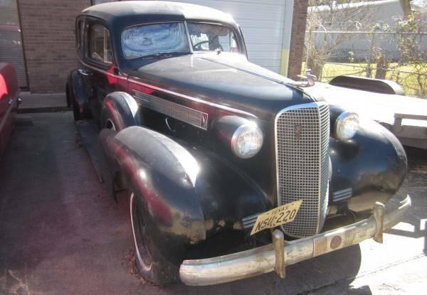 Really Big Deal: 1937 Cadillac