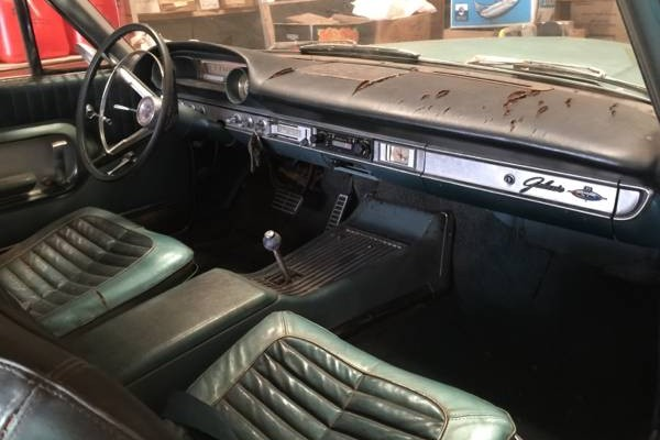One Owner 1964 Ford Galaxie Xl