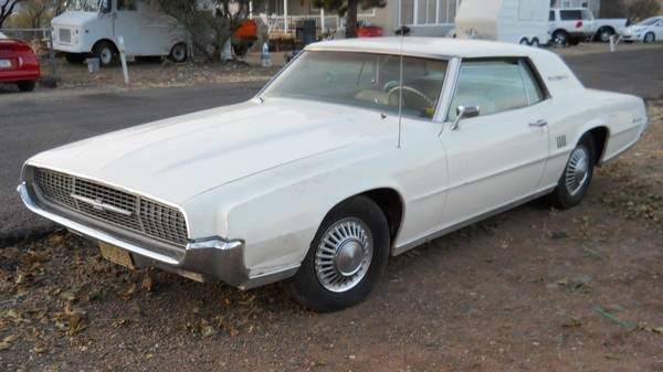How Much Does Gas Cost >> Low Cost Bird: 1967 Ford Thunderbird