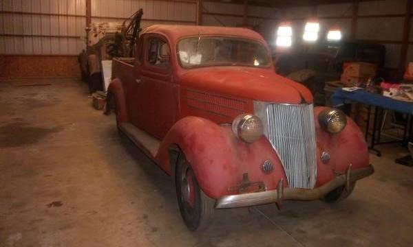Australian For Pickup 1936 Ford Ute