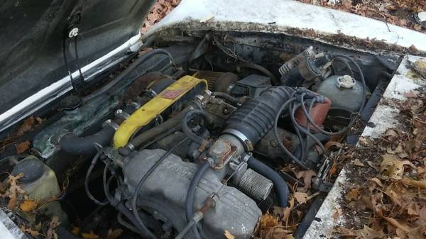 030316 Barn Finds - 1980 Fiat 124 Spider 3