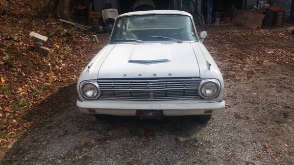 030416 Barn Finds - 1963 Ford Falcon 1