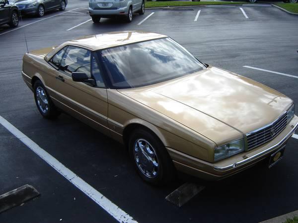 030416 Barn Finds - 1987 Cadillac Allante 3