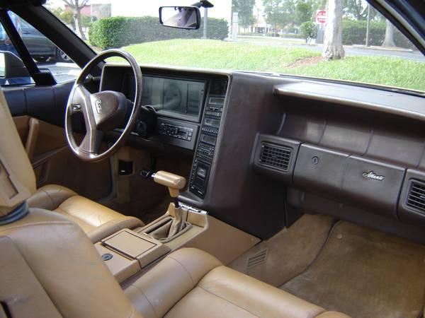 030416 Barn Finds - 1987 Cadillac Allante 4