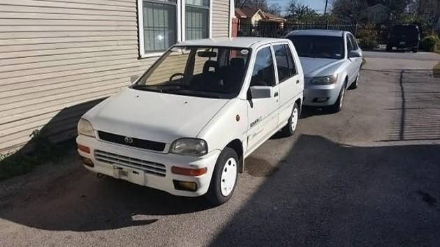 030716 Barn Finds - 1990 Subaru Rex 1
