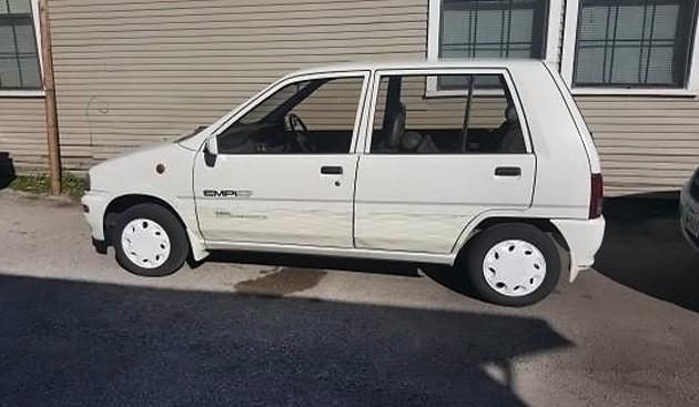 030716 Barn Finds - 1990 Subaru Rex 2