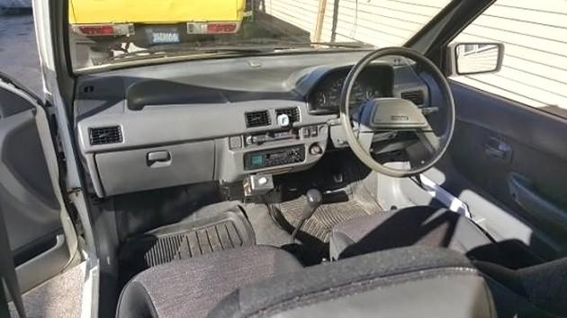 030716 Barn Finds - 1990 Subaru Rex 4