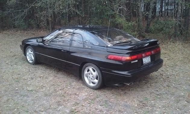 030716 Barn Finds - 1994 Subaru SVX 2