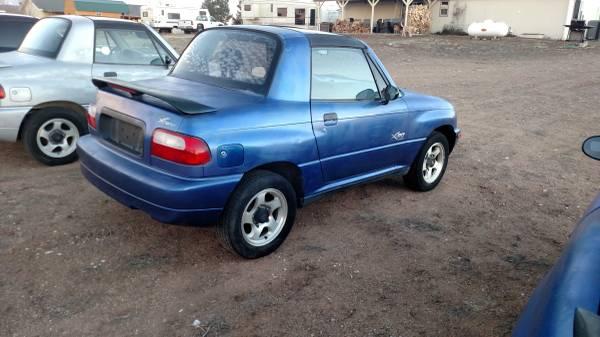 030716 Barn Finds - 1995-97 Suzuki X90s 2