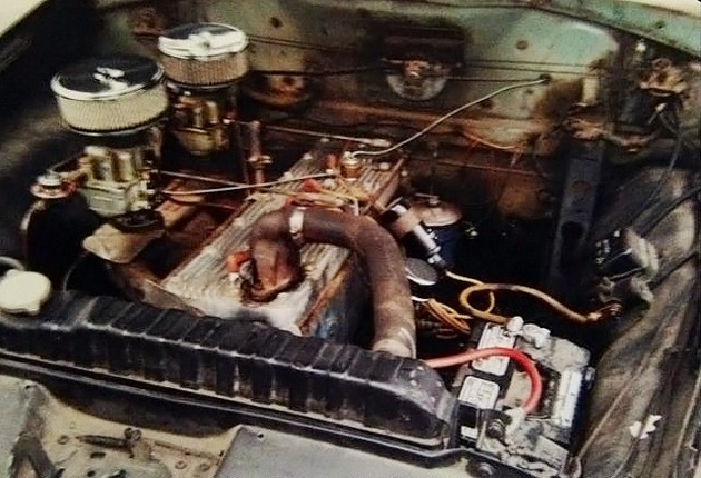 030816 Barn Finds - 1952 Hudson Hornet 1