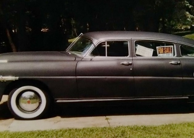 030816 Barn Finds - 1952 Hudson Hornet 3