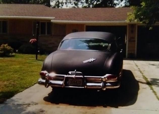 030816 Barn Finds - 1952 Hudson Hornet 4