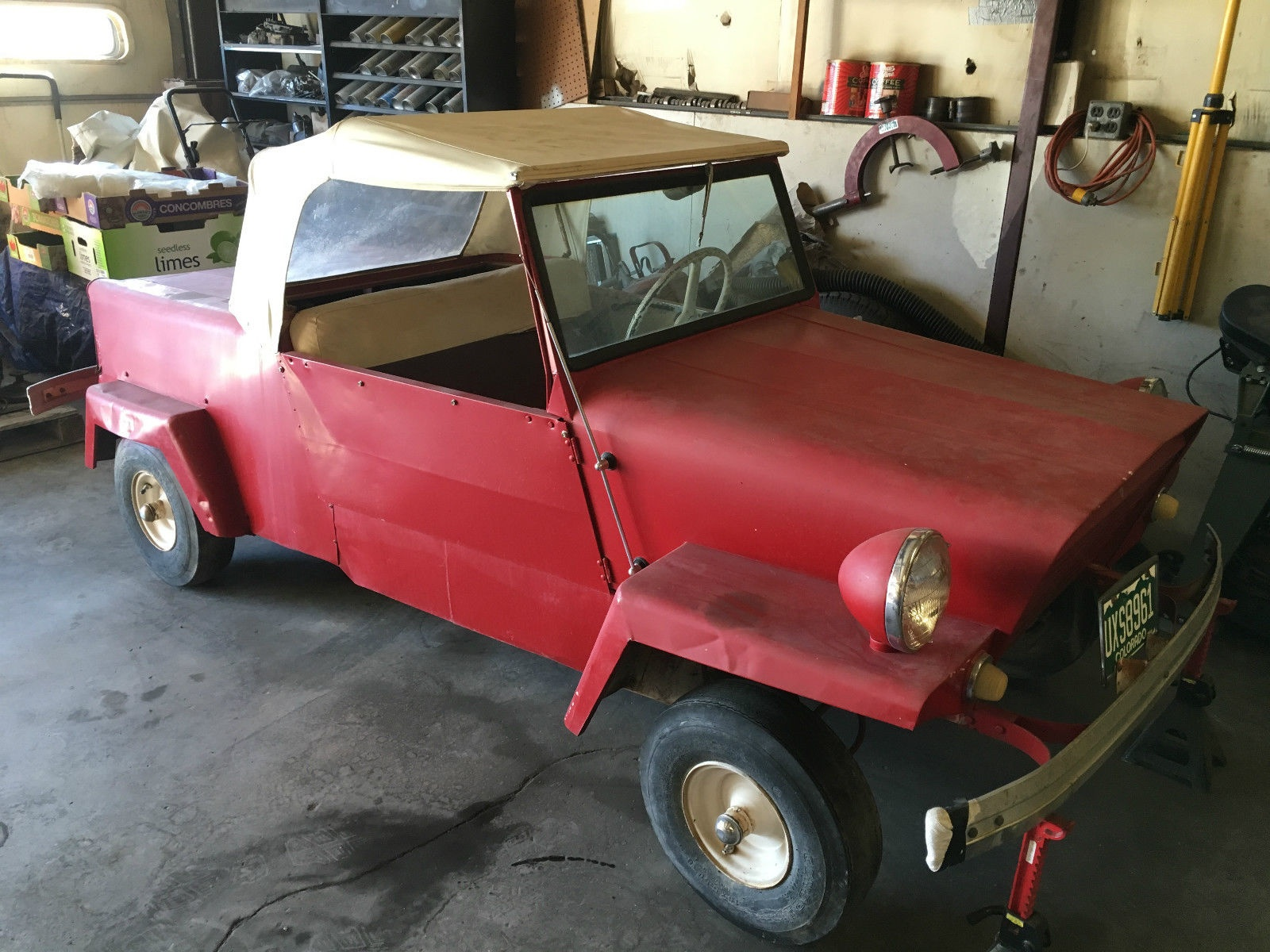 Think, that King midget auto for sale