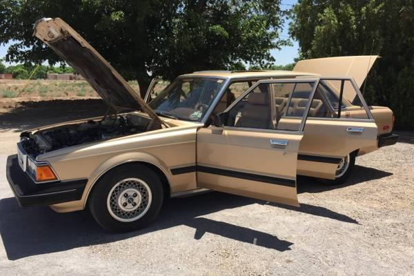 030816 Barn Finds - 1983 Toyota Cressida 3
