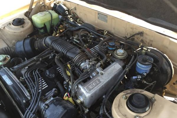 030816 Barn Finds - 1983 Toyota Cressida 4
