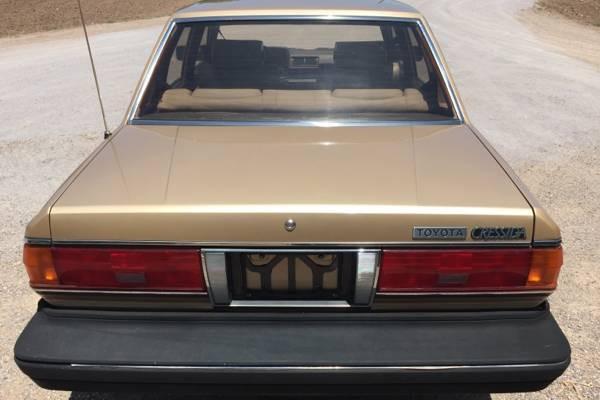 030816 Barn Finds - 1983 Toyota Cressida 9