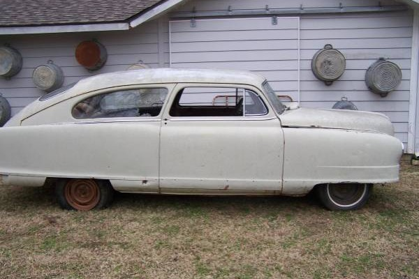 030916 Barn Finds - 1951 Nash Airflyte 2