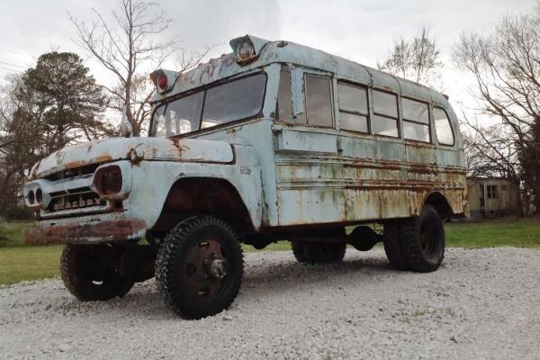 030916 Barn Finds - 1960 Mercury NAPCO Bus 2