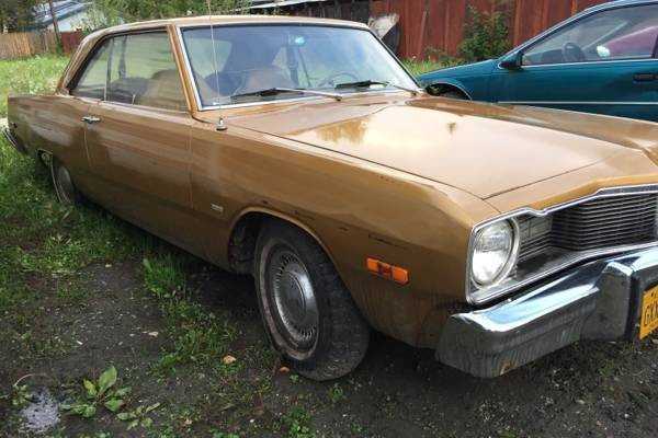 1975 dodge dart swinger № 143186