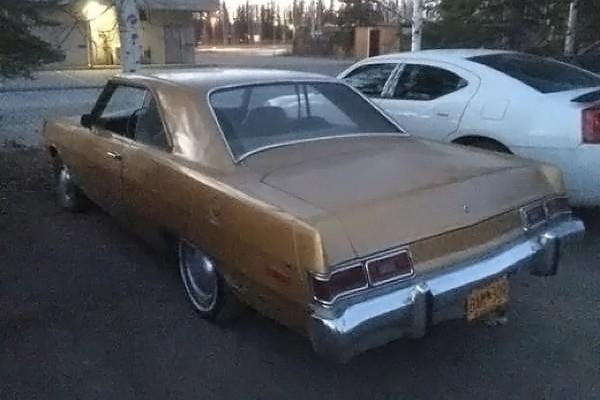 030916 Barn Finds - 1975 Dodge Dart 2