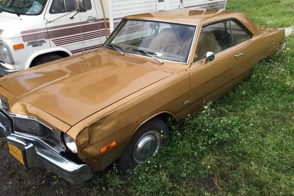 030916 Barn Finds - 1975 Dodge Dart 4