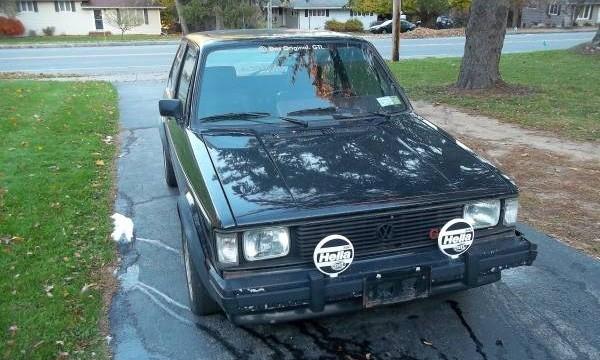 030916 Barn Finds - 1984 VW GTI 1