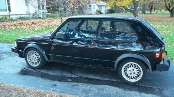 030916 Barn Finds - 1984 VW GTI 2