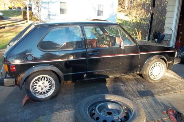 030916 Barn Finds - 1984 VW GTI 3