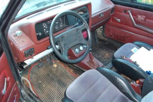 030916 Barn Finds - 1984 VW GTI 5