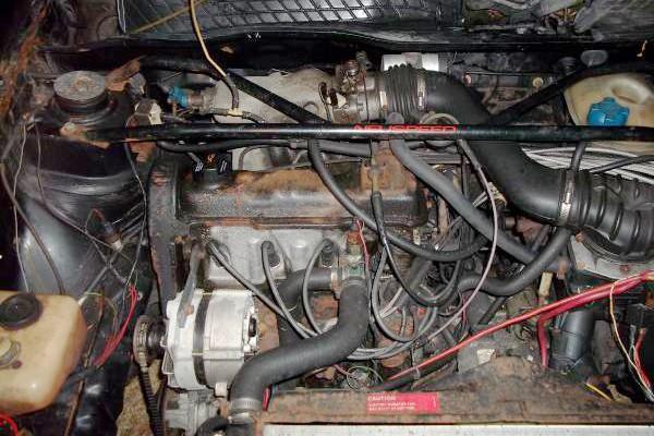 030916 Barn Finds - 1984 VW GTI 6