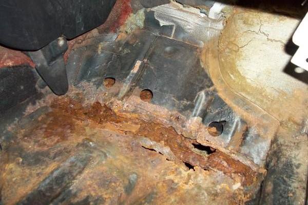 030916 Barn Finds - 1984 VW GTI 7