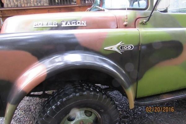 031016 Barn Finds - 1957 Dodge Powerwagon 6