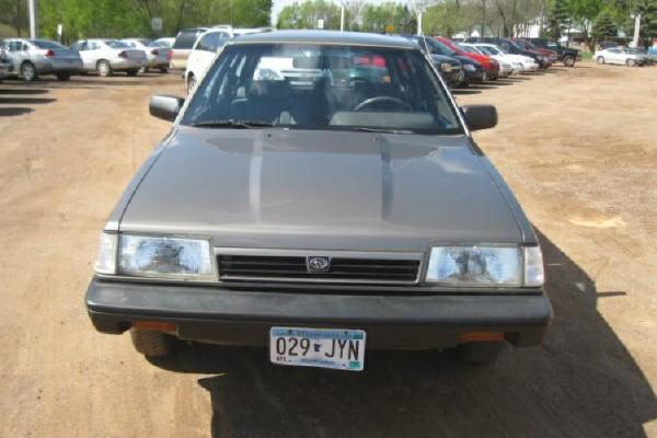 031016 Barn Finds - 1990 Subaru Loyale 3